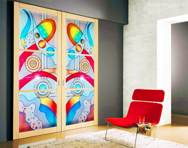 Partition Glass Door Designs of BD- Charutuli Home Solution