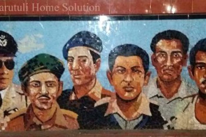 BD National Hero Mural Designs - Charutuli Home Solution