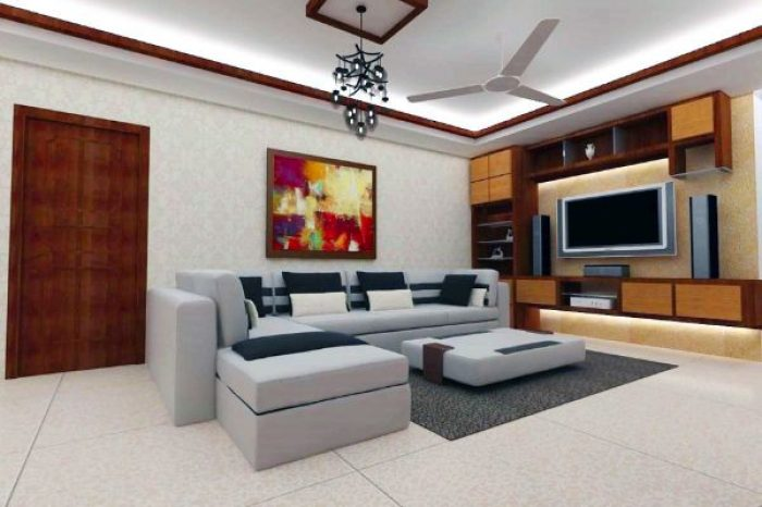 Drawing Room Interior Design Bangladesh - Charutuli Home Solution