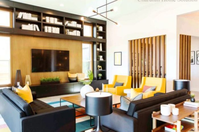 Drawing Space Interior Design Bangladesh - Charutuli Home Solution