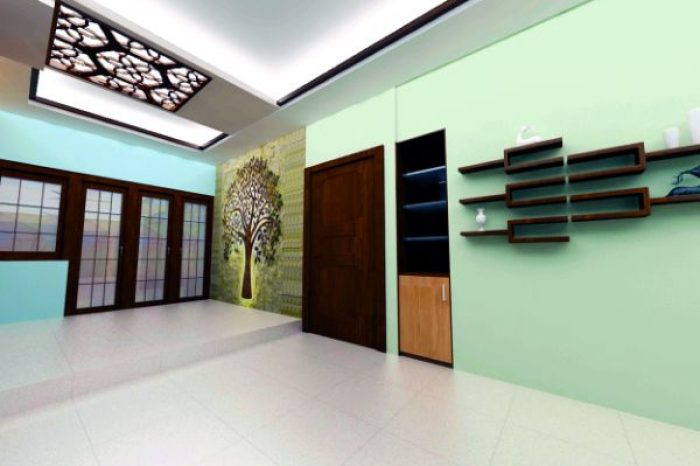 Interior Wall Design Bangladesh - Charutuli Home Solution