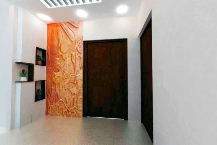 Interior Terracotta Design Bangladesh - Charutuli Home Solution