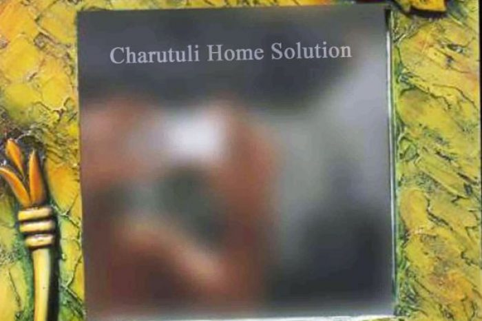 Natural Effect Mirror Designs Bangladesh - Charutuli Home Solution