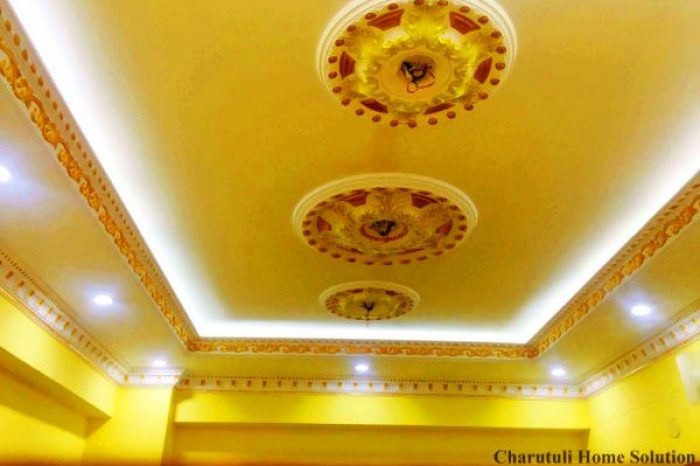 Roof Gypsum Designs Bangladesh - Charutuli Home Solution