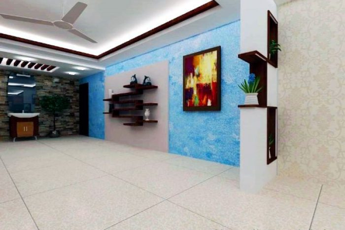 Wall Interior Design Bangladesh - Charutuli Home Solution
