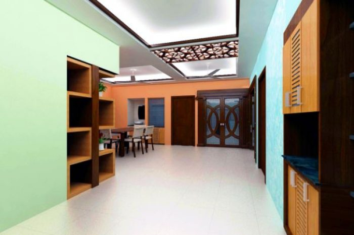 Wooden Interior Designs Bangladesh - Charutuli Home Solution